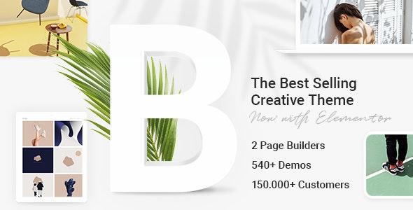 Download Nulled Bridge v25.6 - Creative Multi-Purpose WordPress Theme