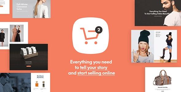 Download Nulled Shopkeeper v2.9.41 - Responsive WordPress Theme