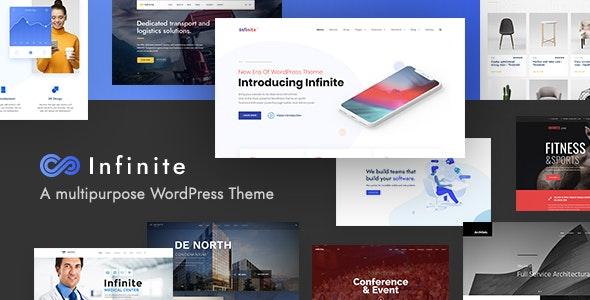 Download Nulled Infinite v3.4.0 - Multipurpose WordPress Theme