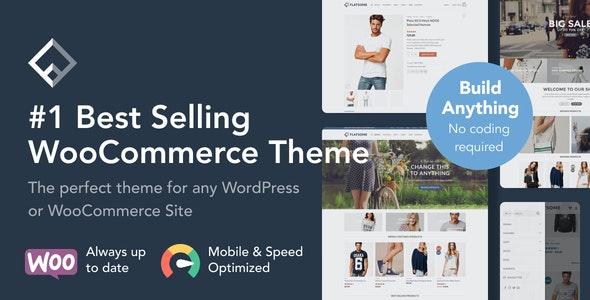 Download Nulled Flatsome v3.13.2 - Multi-Purpose Responsive WooCommerce Theme