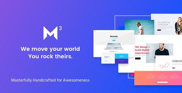 Download Nulled Movedo v3.4.2 - Responsive Multi-Purpose WordPress Theme