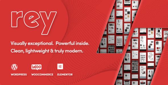 Download Nulled Rey v2.0.0 - Fashion & Clothing, Furniture WordPress Theme
