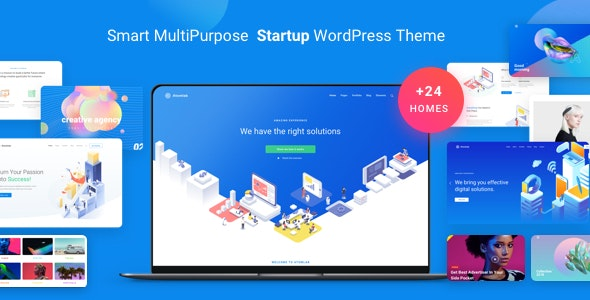 Download Nulled Atomlab v1.9.0 - Multi-Purpose Startup WordPress Theme