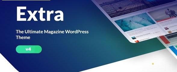 Download Nulled Extra v4.9.3 - Elegantthemes Premium WordPress Theme