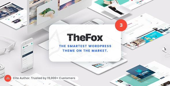 Download Nulled TheFox v3.9.9.9.19 - Responsive Multi-Purpose WordPress Theme